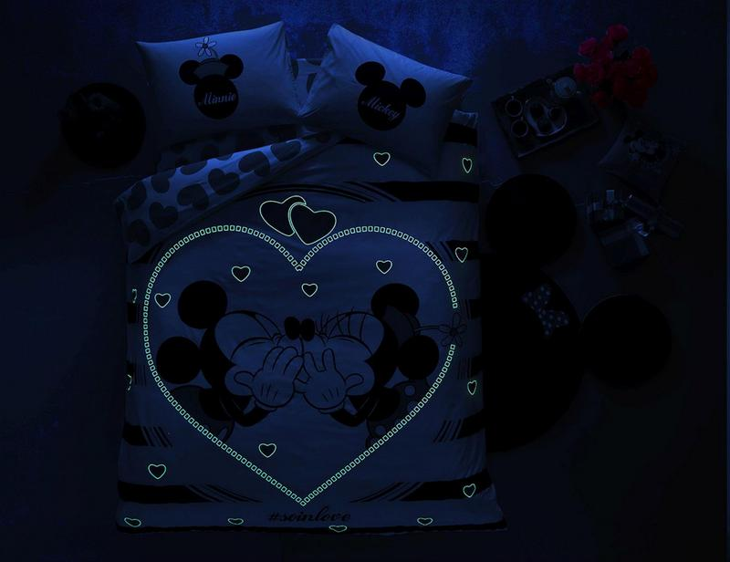 60176289 - TAC LIS.RF NV.TK DIS.MINNIE&MICKEY AMOUR (night)